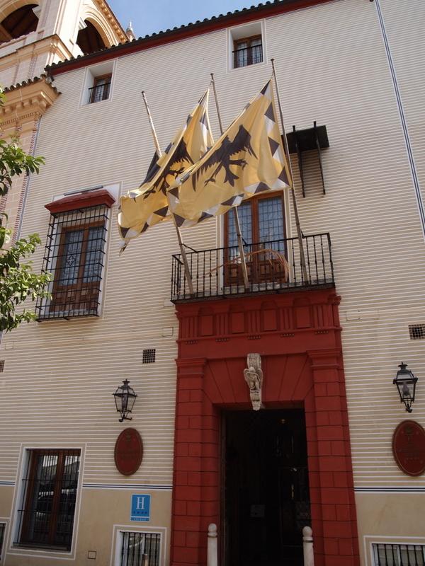 Fachadas de casas andaluzas simple vista lateral with for Fotos de fachadas de casas andaluzas