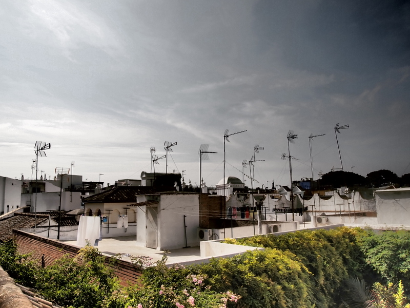 Sevilla las casas de la juder a somos2dviaje for La azotea de la casa de granada
