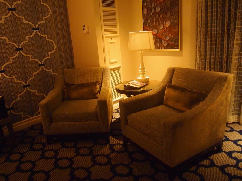habitación Bellagio Las Vegas 2
