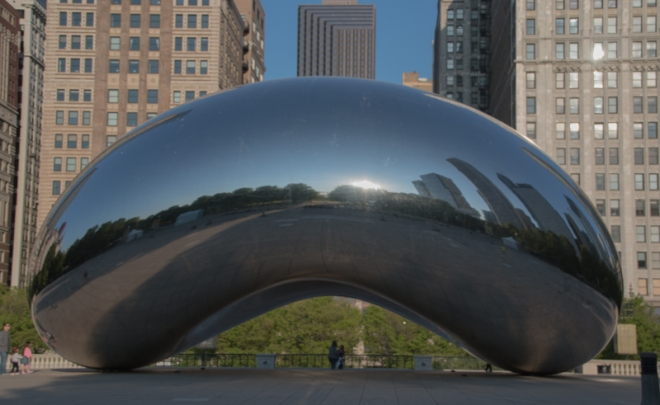 The Bean del Millenium Park de Chicago 02