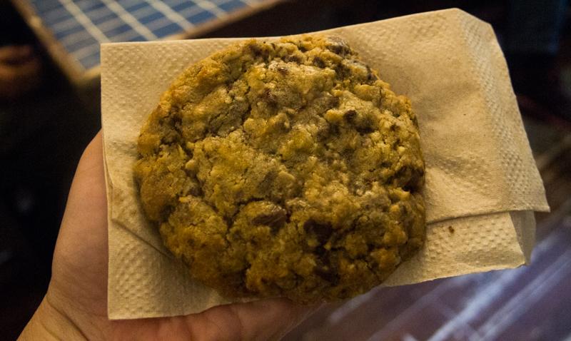galleta de Milk & Cookies Bakery de Nueva York