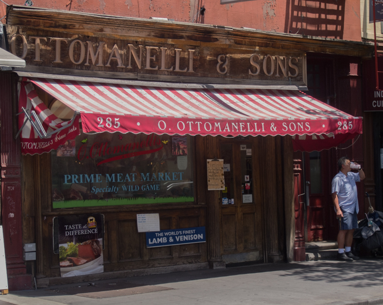 carnicería del Village de Nueva York