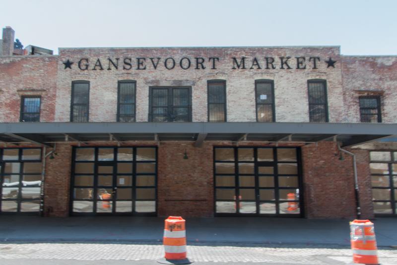 Gansevoort Market de Nueva York