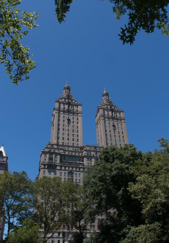 edificio San Remo en Nueva York