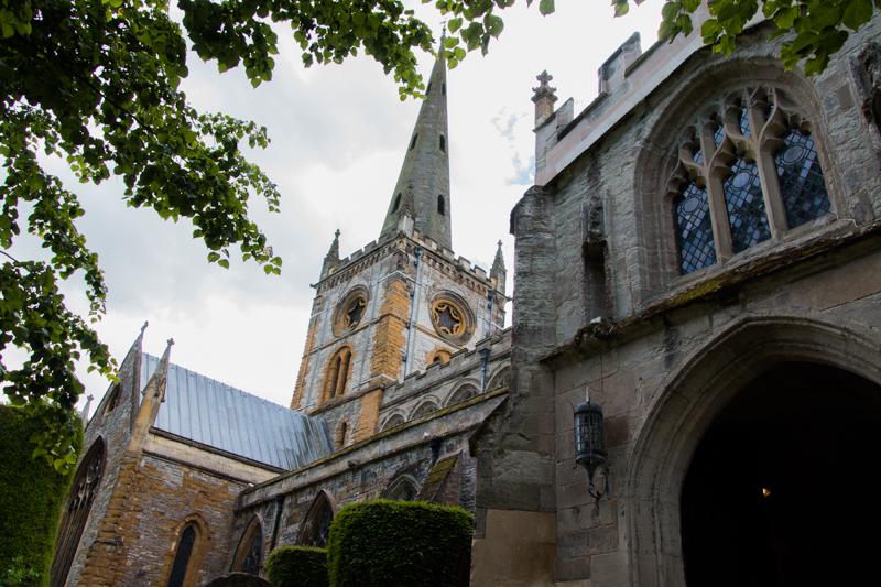 Holy Trinity Church en Stratford-upon-Avon