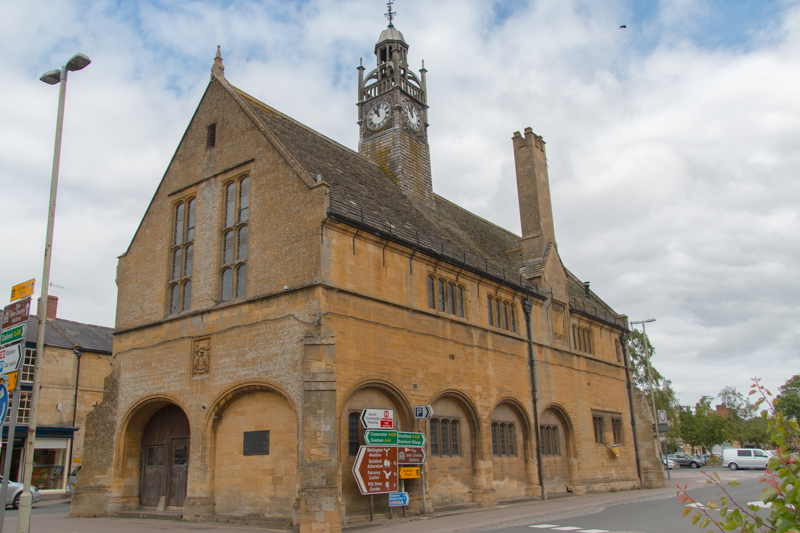 Market Hall en Moreton-in-Marsh