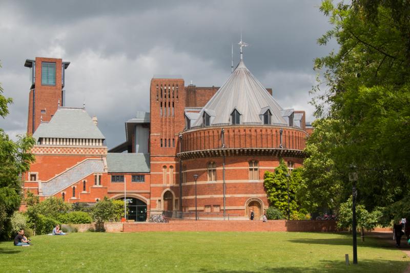 Royal Shakespeare Company en Stratford-upon-Avon