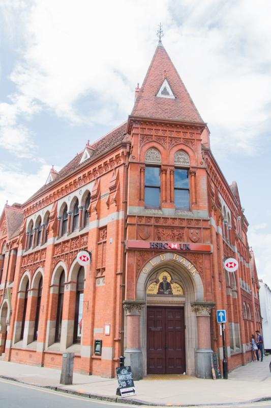 The Old Bank en Stratford-upon-Avon