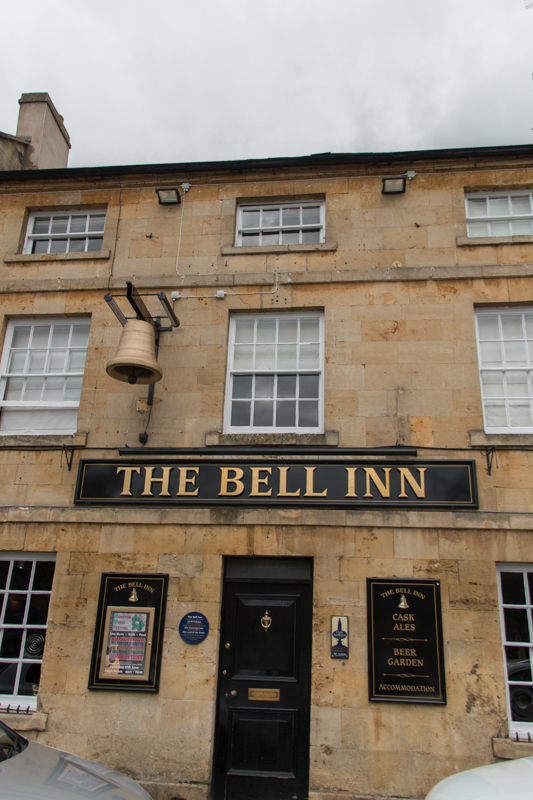 pub The Bell Inn en Moreton-in-Marsh
