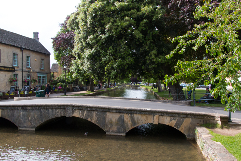 puente en Bourton-on-the-Water 1