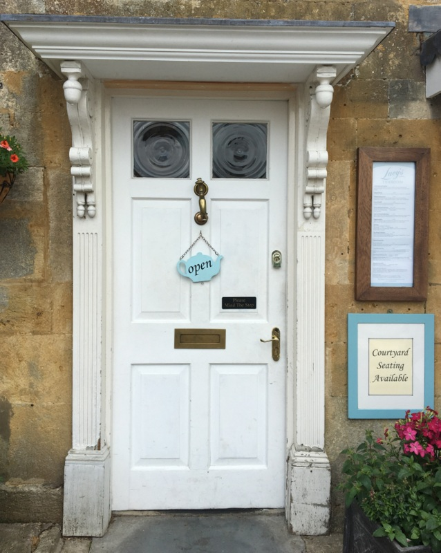 Lucy's Tea Room en Stow-on-the-Wold 2