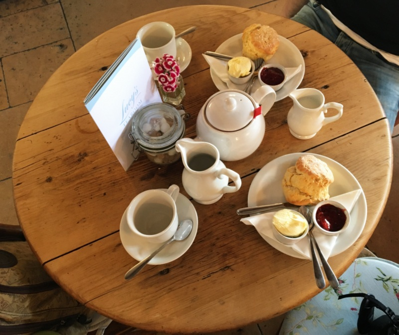 Lucy's Tea Room en Stow-on-the-Wold 5