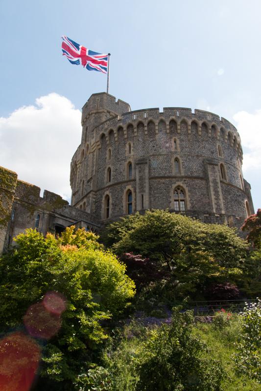 Torre Redonda del Castillo de Windsor