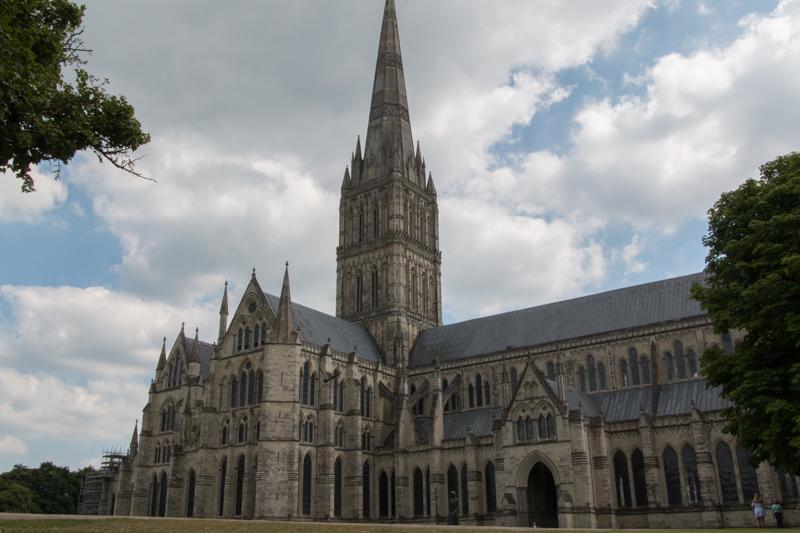 Catedral de Salisbury 2