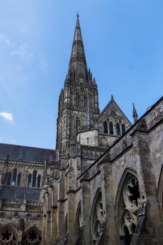 Catedral de Salisbury 3