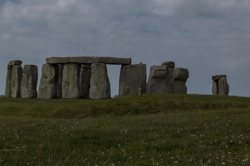 Círculo de Piedras de Stonehenge 1