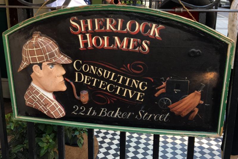 Museo de Sherlock Holmes en Londres