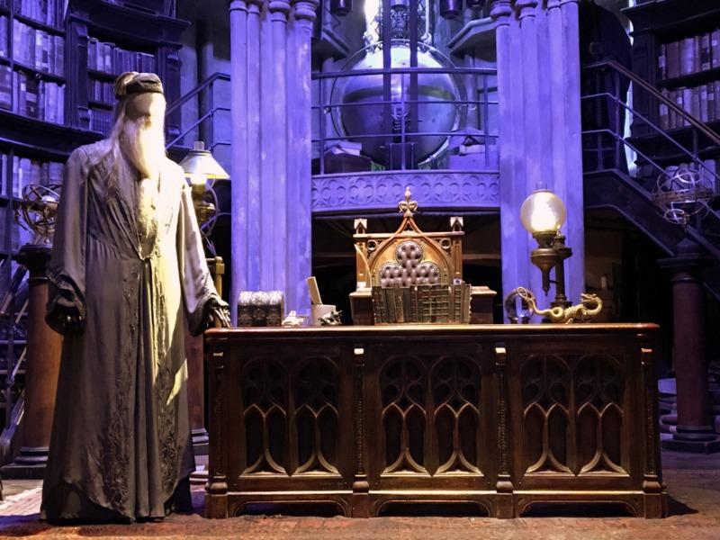 Despacho de Dumbledore HP