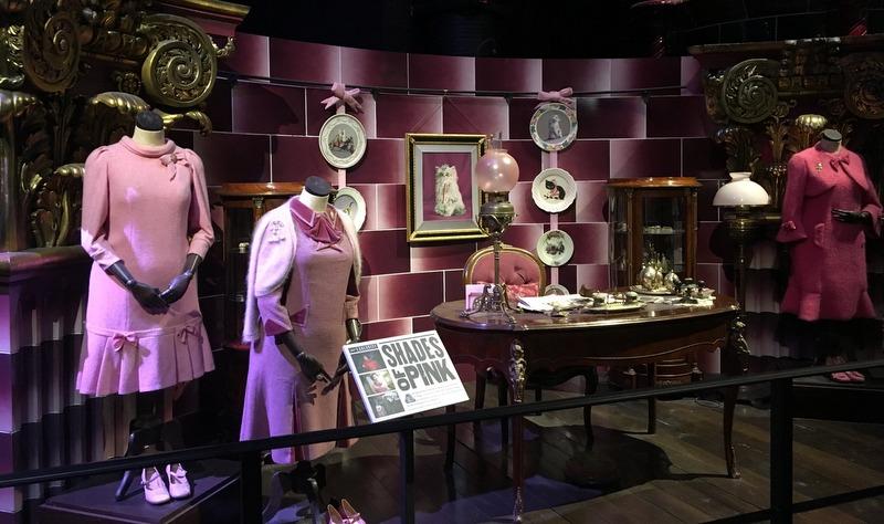Despacho de la Profesora Umbridge HP