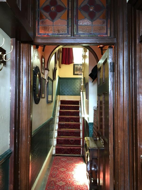 entrada al Museo de Sherlock Holmes Londres