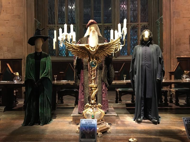Profesores de Hogwarts 2