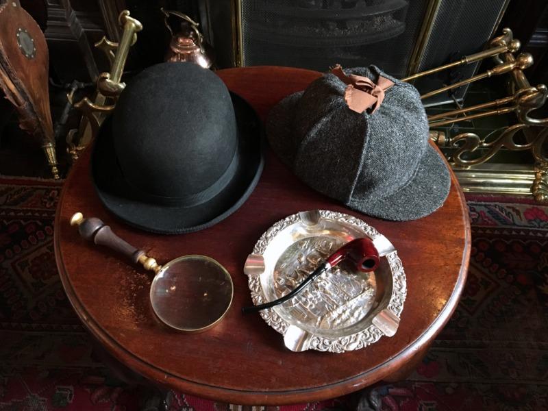 despacho de Sherlock 2