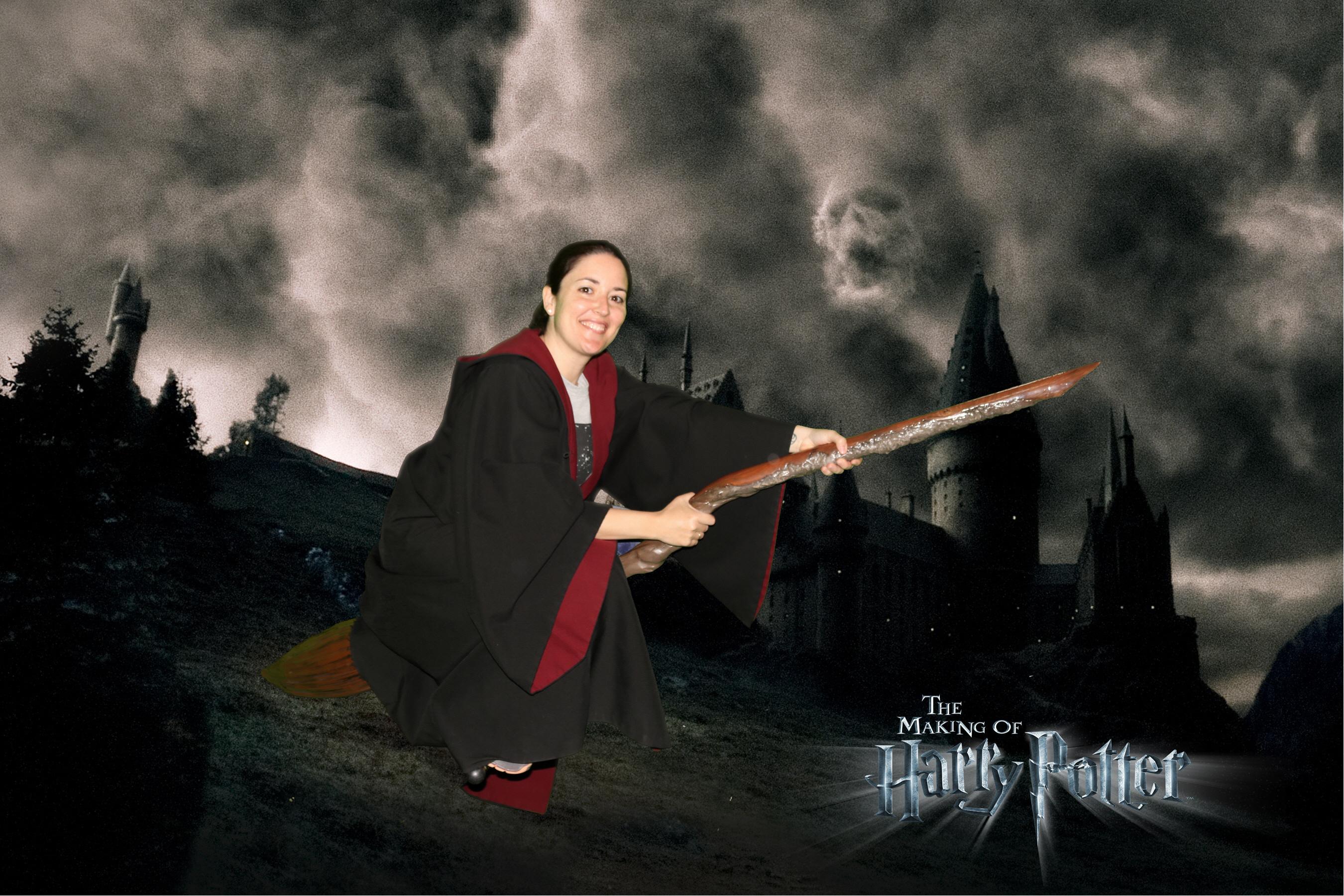 Lidia en Hogwarts