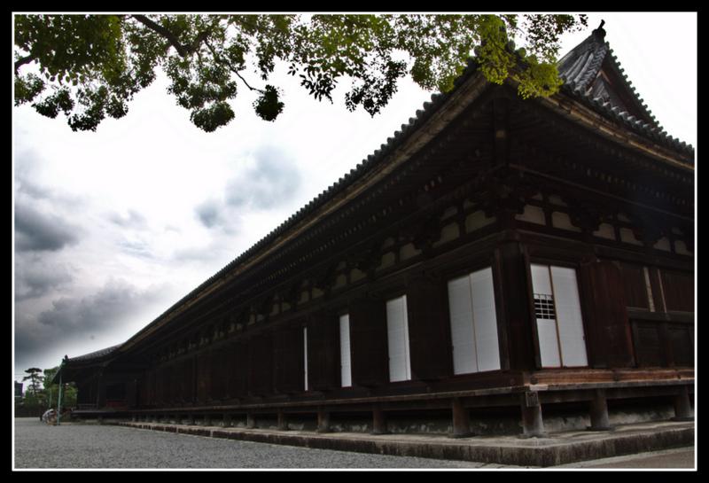 templo Sanjusangen-do Kioto