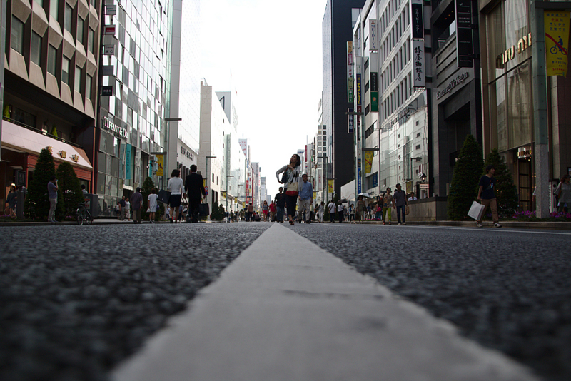 calle Ginza2