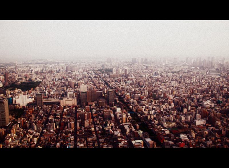 vistas de Tokio desde la torre Skytree3