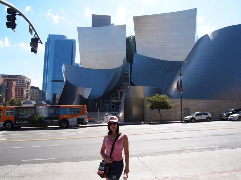 Wall Disney Concert Hall de Los Angeles