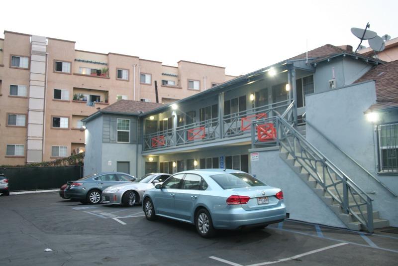 Jerry's Motel de Los Angeles