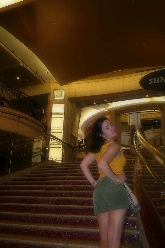 Lidia en el Teatro Dolby de Hollywood Los Angeles