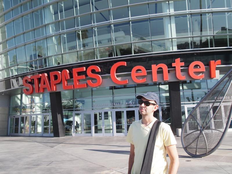 Staples Center en Los Angeles