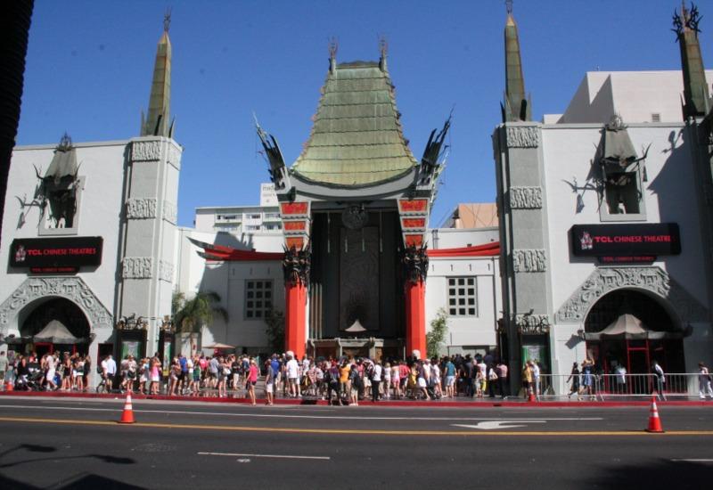 Teatro Chino de Mann en Los Angeles