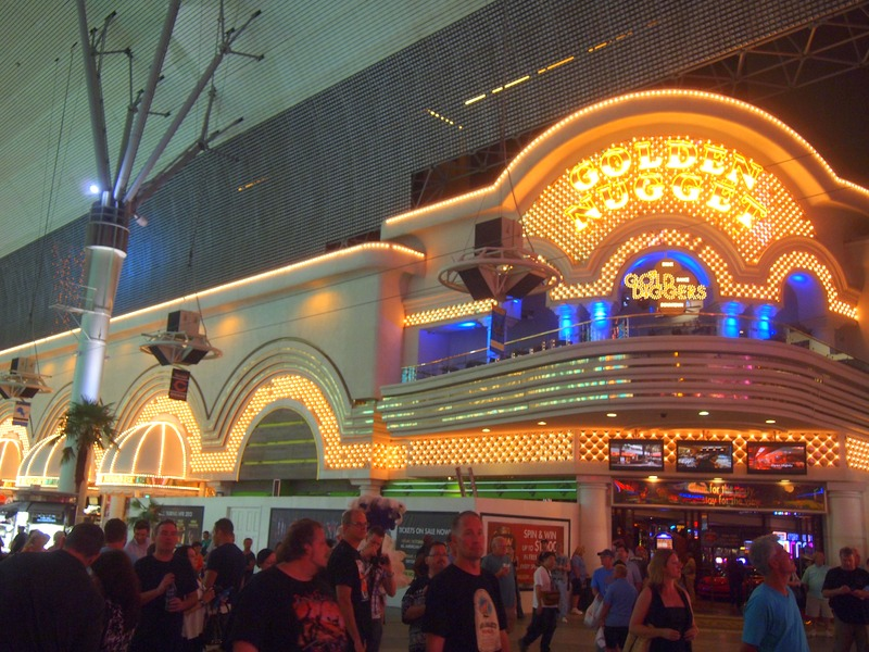 calle Fremont en Las Vegas4