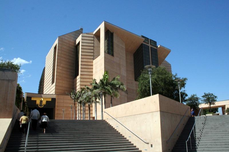 catedral de Nuestra Señora de Los Angeles - exterior