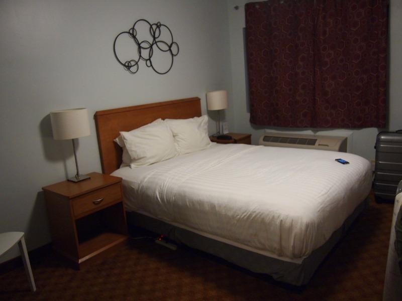 Habitación Jerry's Motel en Los Angeles 1