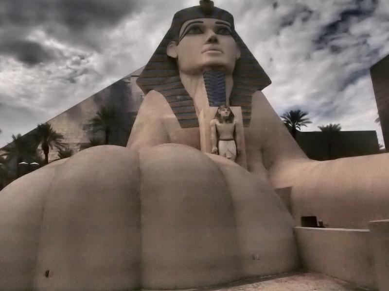 hotel Luxor en Las Vegas 2