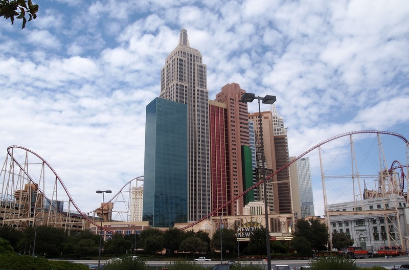 Hotel New York-New York de Las Vegas