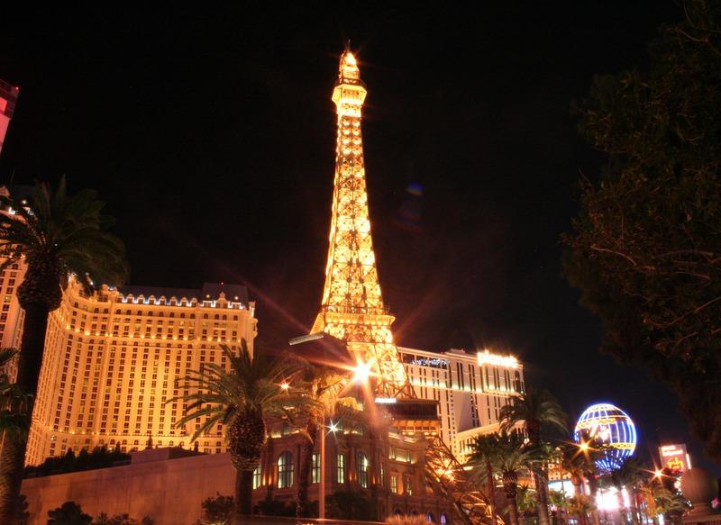 hotel Paris en Las Vegas