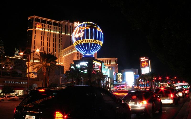 hotel Planet Hollywood en Las Vegas