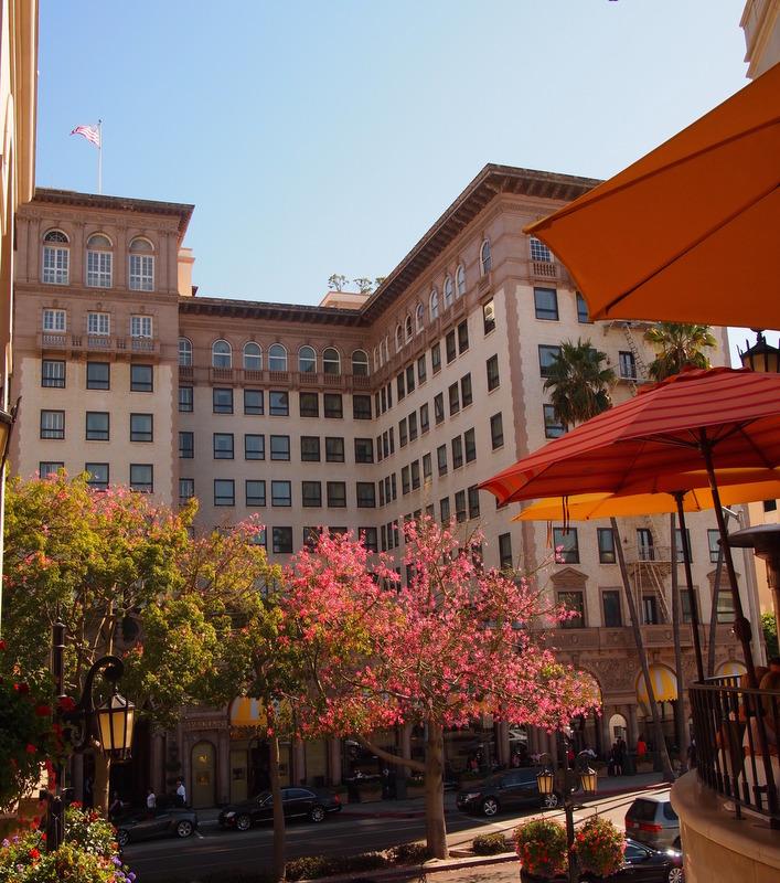 Hotel Royal Beverly Wilshire en Los Angeles