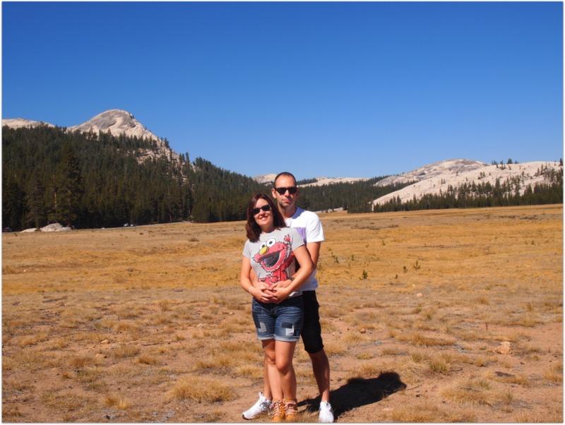 Toulumne Meadows, en el Parque Nacional de Yosemite