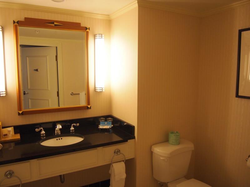 baño del Orchard Hotel en San Francisco