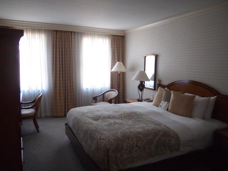 habitación del Orchard Hotel en San Francisco