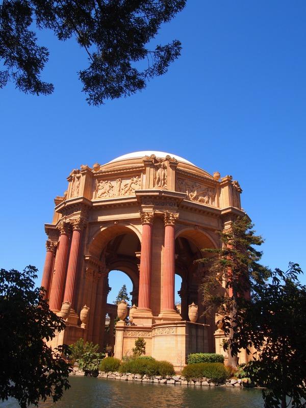 Palace of Fine Arts de San Francisco