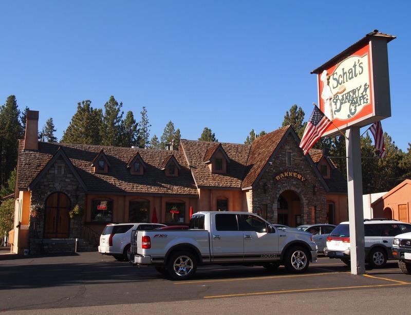 Shatt's Bakery en Mammoth Lakes
