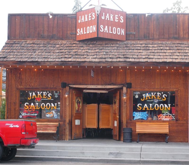 Jake's Saloon en Lone Pine