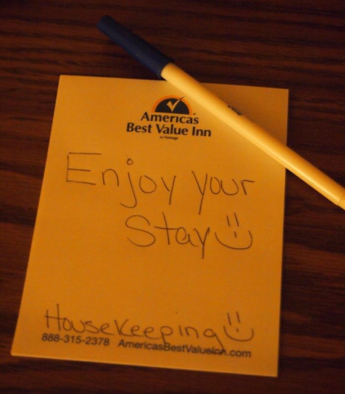 detalle del hotel Mariposa Lodge, en Mariposa